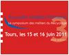 Salon Nouvelles Matières Premières les 15 et 16 juin 2011 à Tours (37)