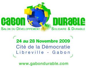 Salon gabon durable salon du d veloppement solidaire et durable - Salon developpement durable ...