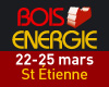 Salon Bois Energie 2012 -  St-Etienne, France - 22-25 mars 2012