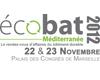 Ecobat, le rendez-vous d'affaires du bâtiment durable en Méditerranée > 22-23 nov.