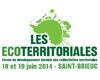 6ème édition des Ecoterritoriales du 2 au 6 juin 2014
