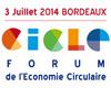 1ère édition de CICLE : le forum de l'Economie Circulaire - Bordeaux