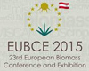 23rd European Biomass Conference and Exhibition - 1-4 june - Vienna