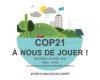 Conférence : COP21, à NOUS de jouer le 20 avril à Paris