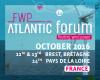 FWP Atlantic Forum du 12 au 14 octobre - Bretagne et Pays de la Loire