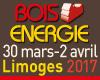 Salon Bois Energie 2017, du 30 mars au 2 avril à Limoges