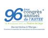 96ème congrès : Des territoires à l'Europe : Construire ensemble les transitions environnementales