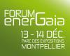 Forum EnerGaïa, le Forum des énergies !