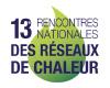 13èmes Rencontres Nationales des Réseaux de Chaleur les 12 et 13 décembre 2017 à Paris