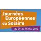5ème édition des Journées Européennes du Solaire