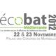 Ecobat Méditerrannée : rendez-vous d'affaires du bâtiment durable en Méditerranée