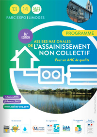 14e Assises de l'assainissement non collectif