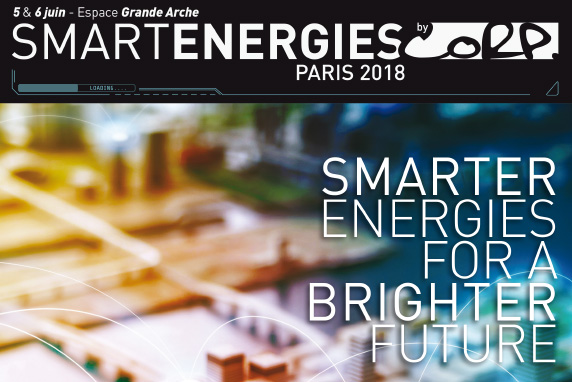 Smart Energies 2018 - Expo et Summit