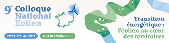 Colloque national éolien 2018