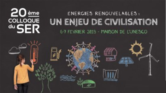 20e colloque du Syndicat des Energies Renouvelables (SER)