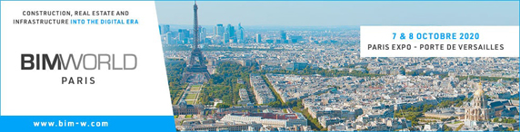 BIM World Paris 2020