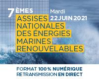 7ème édition des Assises nationales des énergies marines renouvelables