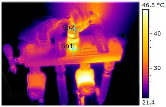 Diagnostic énergétique avec une caméra infrarouge FLIR