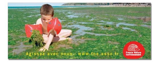 Algues vertes : la Région Bretagne renonce à attaquer FNE
