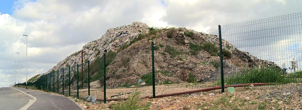 Limeil-Brévannes : fin de la montagne de déchets