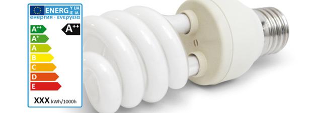 Etiquetage énergétique des lampes : les nouvelles règles
