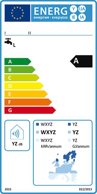 l 39 tiquette nergie devient obligatoire pour les quipements de chauffage et d 39 eau chaude sanitaire. Black Bedroom Furniture Sets. Home Design Ideas