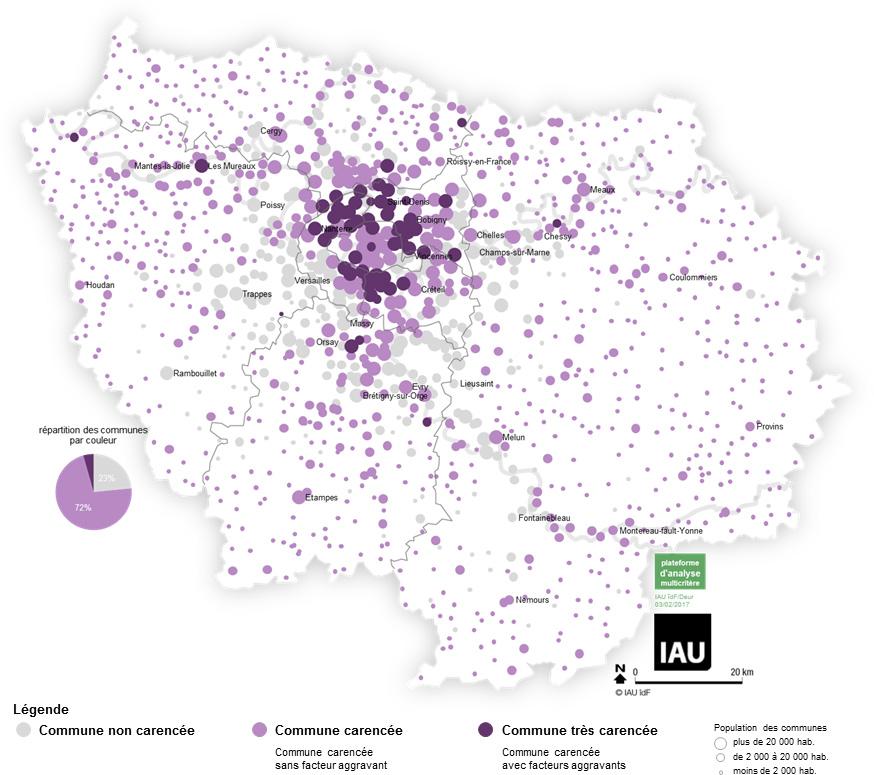La r gion ile de france va cr er une agence r gionale de la biodiversit - Creer une carte geographique personnalisee ...