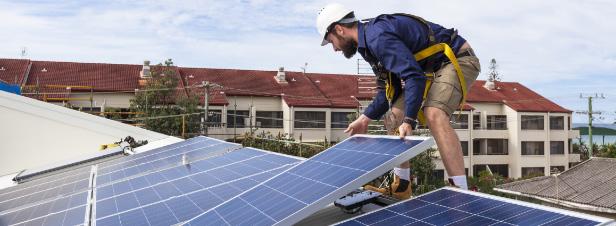 Les énergies renouvelables comptent près de 10 millions d'emplois dans le monde