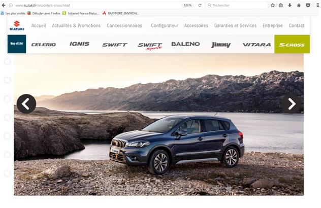 Greenwashing : les publicités de Suzuki et d'Honda épinglées