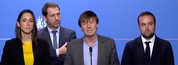 Nicolas Hulot confirme que la baisse du nucléaire à 50% ne sera pas atteinte en 2025
