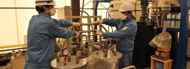 Le Japon teste une technologie française pour la décontamination de ses sols radioactifs