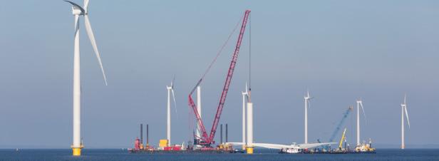 Parc éolien de Saint-Brieuc: la cour d'appel de Nantes annule l'autorisation d'utilisation du domaine maritime