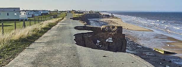 Erosion côtière : le Conseil constitutionnel exclut l'indemnisation des propriétaires