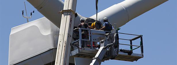 Eolien: les raccordements retombent à 153 MW au premier trimestre 2018