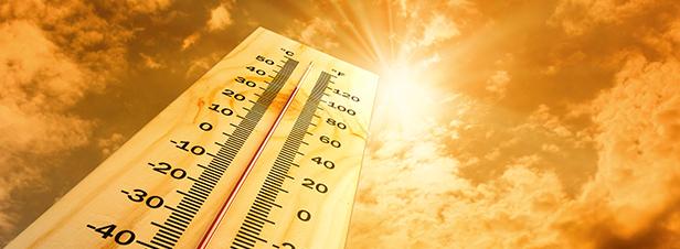 Les années 2018 à 2022 devraient être anormalement chaudes