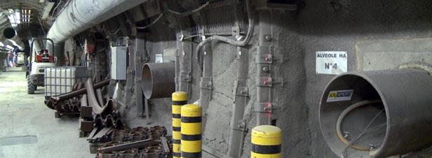 Déchets radioactifs: le gouvernement créé un portail dédié au projet Cigéo