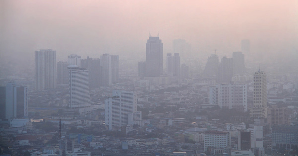 Pollution de l'air : l'OMS exhorte les pays à mettre en œuvre l'Accord de Paris