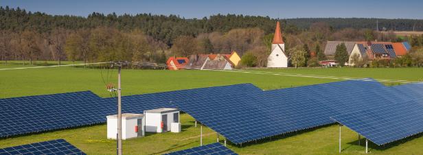 Photovoltaïque: feu vert de la Commission européenne à l'appel d'offres dans le Haut-Rhin