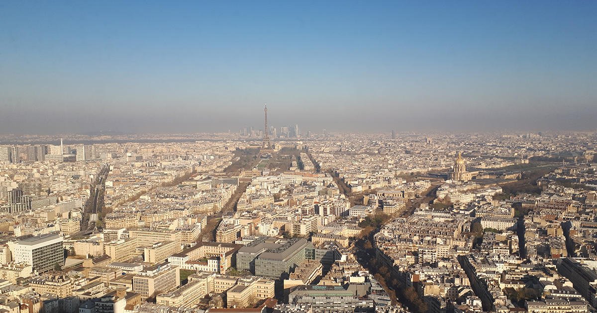 Qualité de l'air : retour des pics de pollution à l'ozone en Ile-de-France en 2018