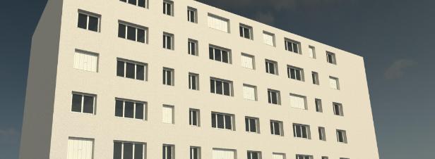 Le bailleur 1001 Vies Habitat s'associe avec le CSTB pour établir un plan de numérisation de son patrimoine