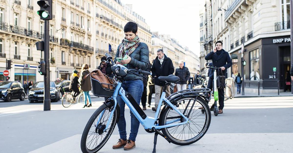 Des nouveaux services de location de vélos électriques implantés en Ile-de-France et à Bordeaux
