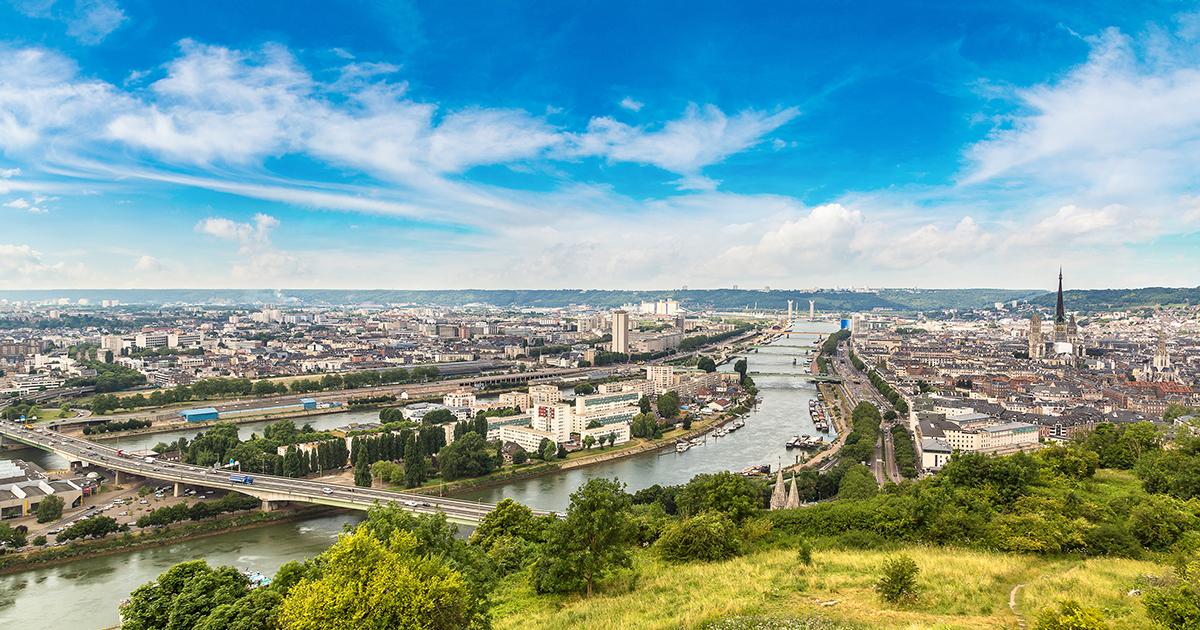 A Rouen, une usine Seveso mise à l'arrêt