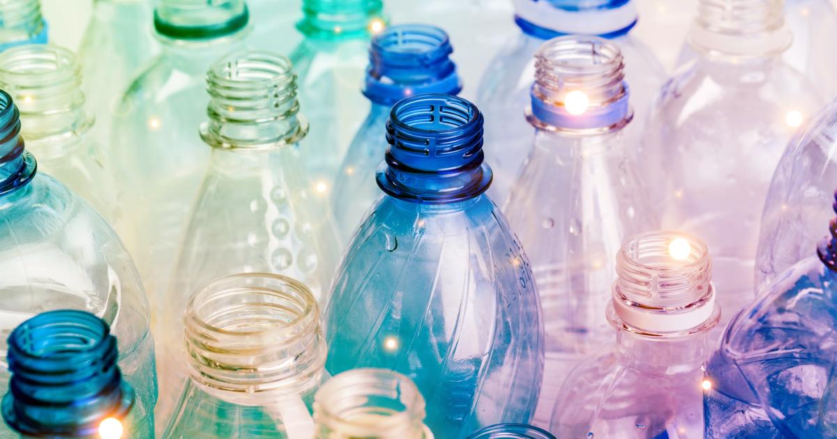Étonnant Bouteilles plastique : la FNCCR propose de fixer des objectifs de HA-68