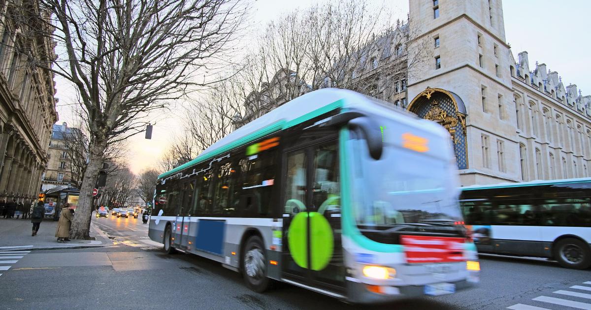 La RATP va tester un deuxième bus à hydrogène