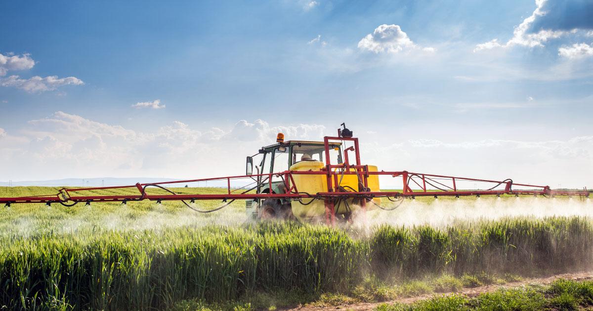 Pesticides: un nouvel outil pour connaître les ventes par département