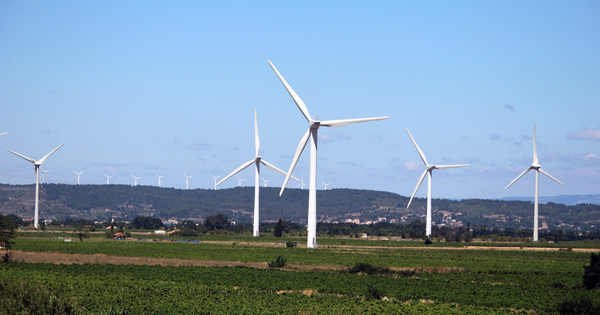 Total acquiert la société Global Wind Power France