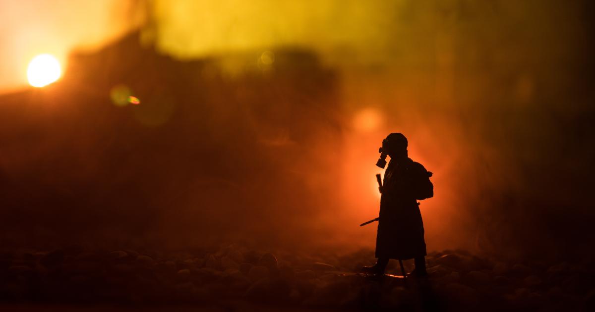 Tchernobyl: hausse de la radioactivité après un feu de forêt à proximité de la centrale