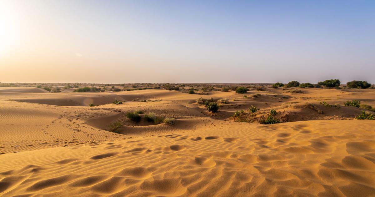 Réchauffement climatique: les zones vivables pour l'Homme vont se restreindre