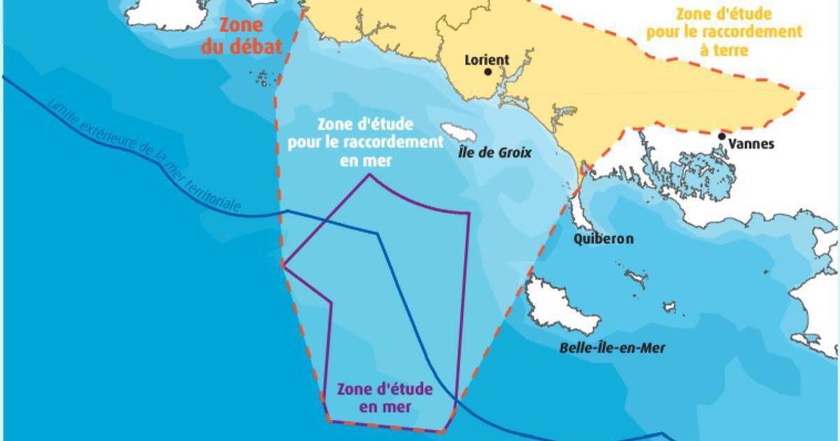 Le débat public sur l'éolien flottant en Bretagne s'ouvre