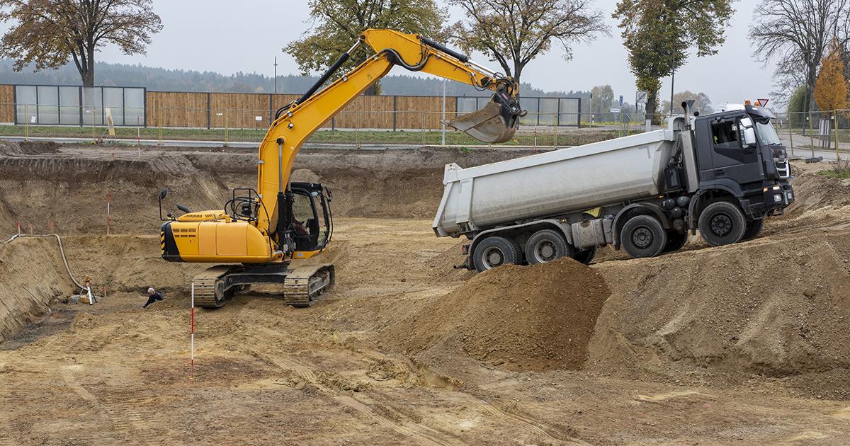 Un projet de décret encadre la traçabilité des terres excavées et sédiments